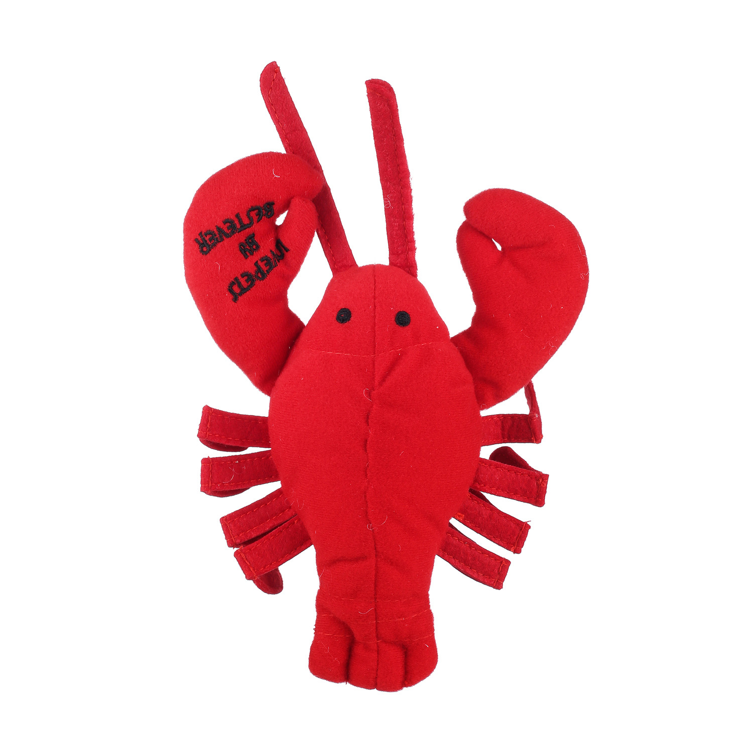 Love Pets Squeaky Lobstar(가재)찍찍삑삑