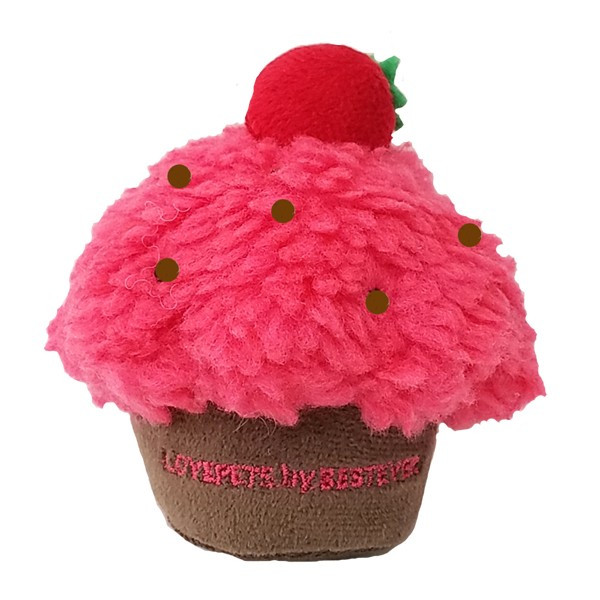 Love Pets Cup Cake Strawberry (빠스락삑삑)